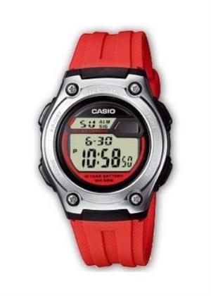 CASIO Unisex Wrist Watch MPN W-211-4