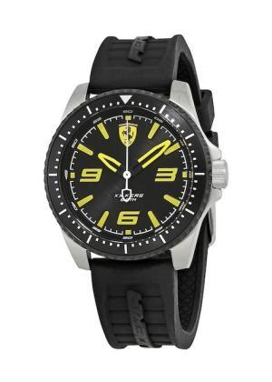 SCUDERIA FERRARI Mens Wrist Watch Model XX KERS MPN 830487