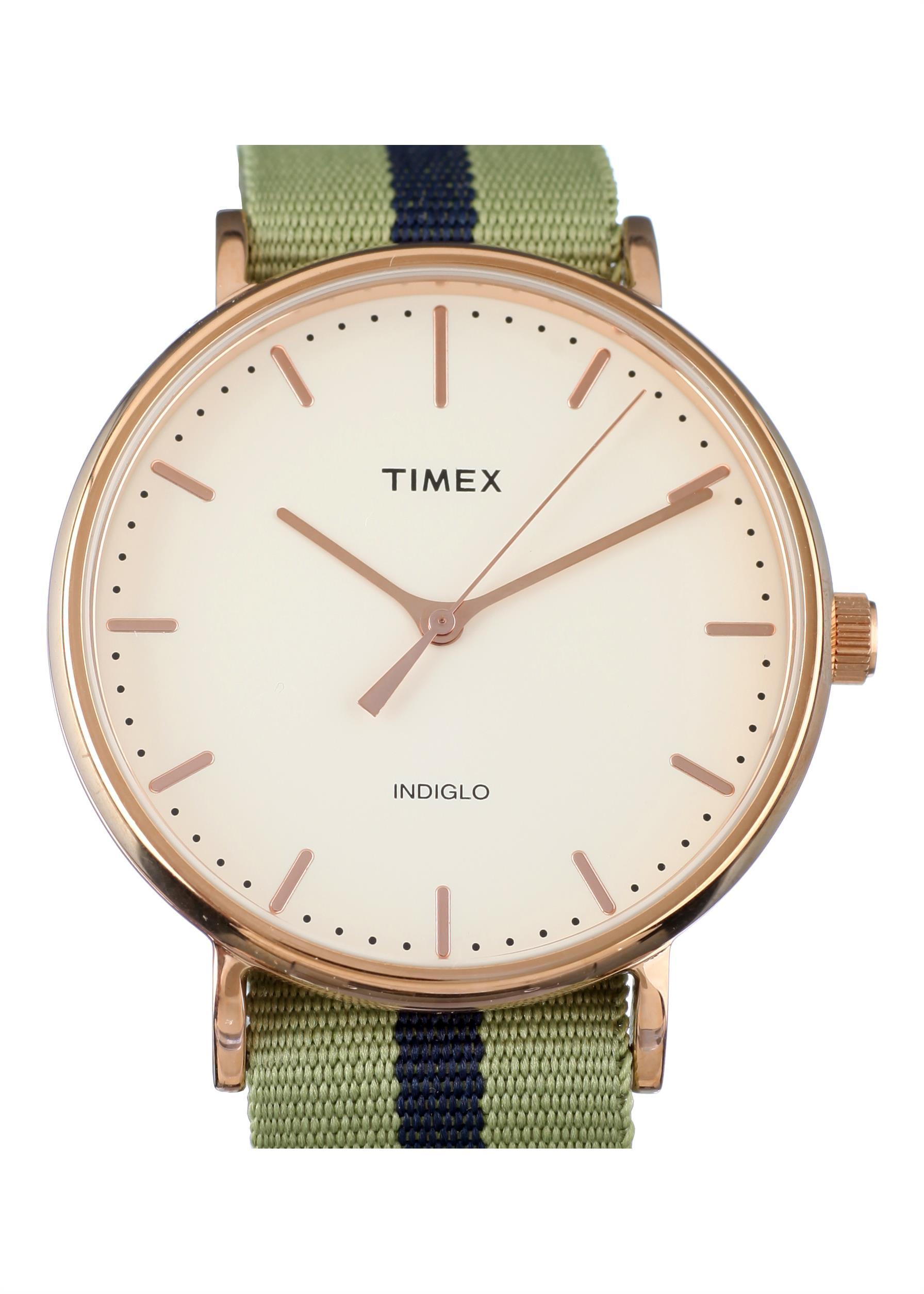 TIMEX ARCHIVE Mens Wrist Watch Model FAIRFIELD MPN ABT526