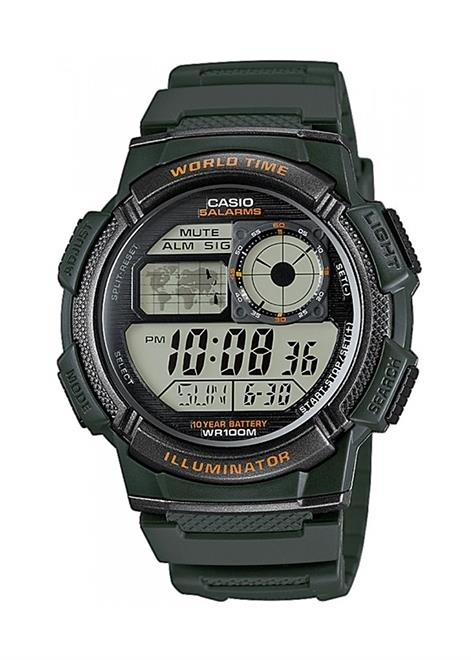 CASIO Mens Wrist Watch MPN AE-1000W-3A
