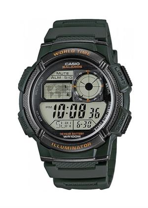 CASIO Mens Wrist Watch MPN AE-1000W-3A