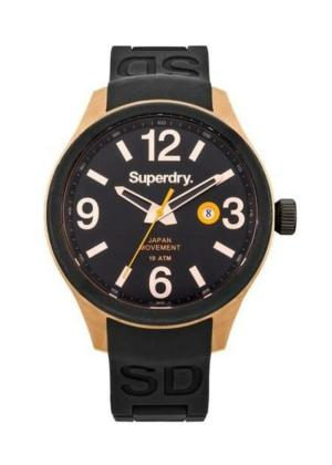 SUPERDRY Mens Wrist Watch MPN SYG132BB
