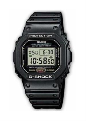 G-SHOCK CASIO Mens Wrist Watch MPN DW-5600E-1E