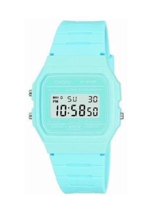 CASIO Unisex Wrist Watch MPN F-91WC-2AEF