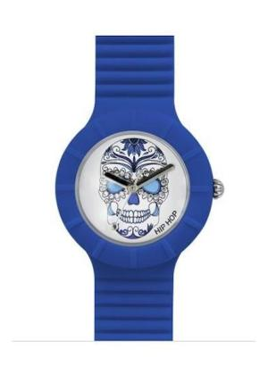 HIP HOP Ladies Wrist Watch Model SKULL MPN HWU0469