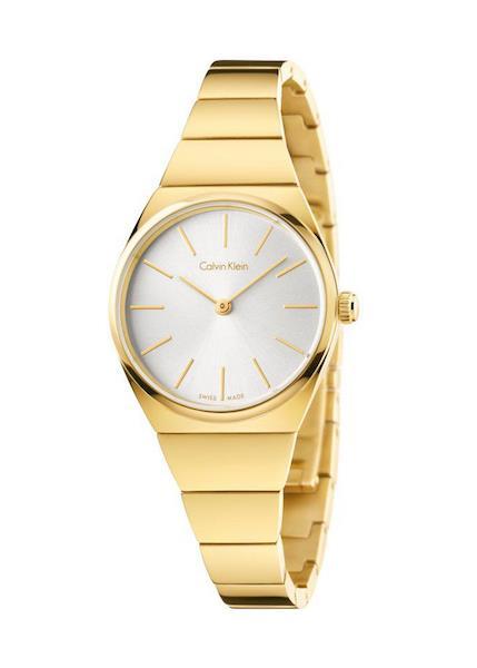 CK CALVIN KLEIN Ladies Wrist Watch Model SUPREME MPN K6C23546