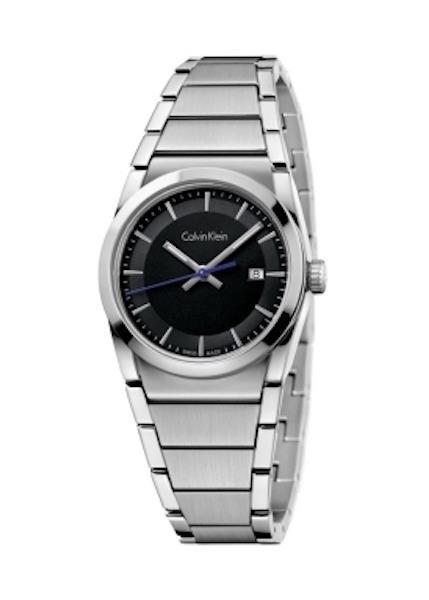 CK CALVIN KLEIN Ladies Wrist Watch Model STEP MPN K6K33143