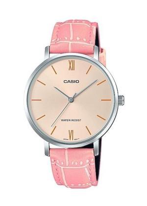 CASIO Ladies Wrist Watch MPN LTP-VT01L-4B