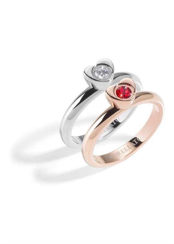 MORELLATO GIOIELLI RING MODEL LOVE MPN SNA32016 SIZE 16