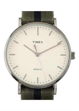 TIMEX ARCHIVE Mens Wrist Watch Model FAIRFIELD MPN TW2T98000LG