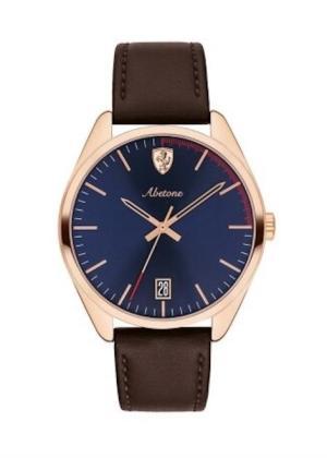 SCUDERIA FERRARI Gents Wrist Watch Model ABETONE MPN 0830500