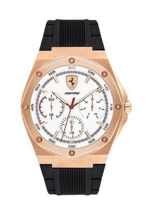 SCUDERIA FERRARI Gents Wrist Watch Model ASPIRE MPN 0830555