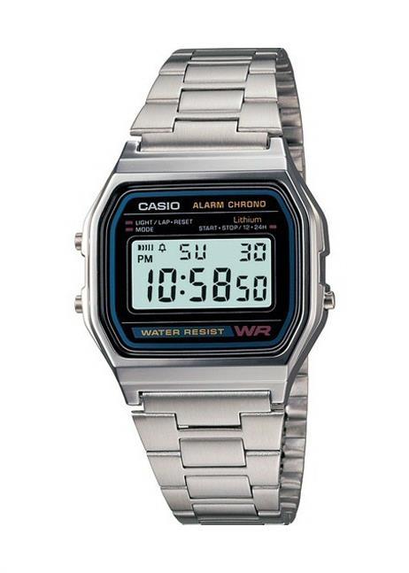 CASIO Unisex Wrist Watch MPN A158W