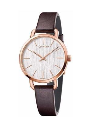 CK CALVIN KLEIN Ladies Wrist Watch Model EVEN MPN K7B236G6
