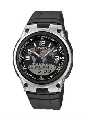 CASIO Gents Wrist Watch MPN AW-80-1A2