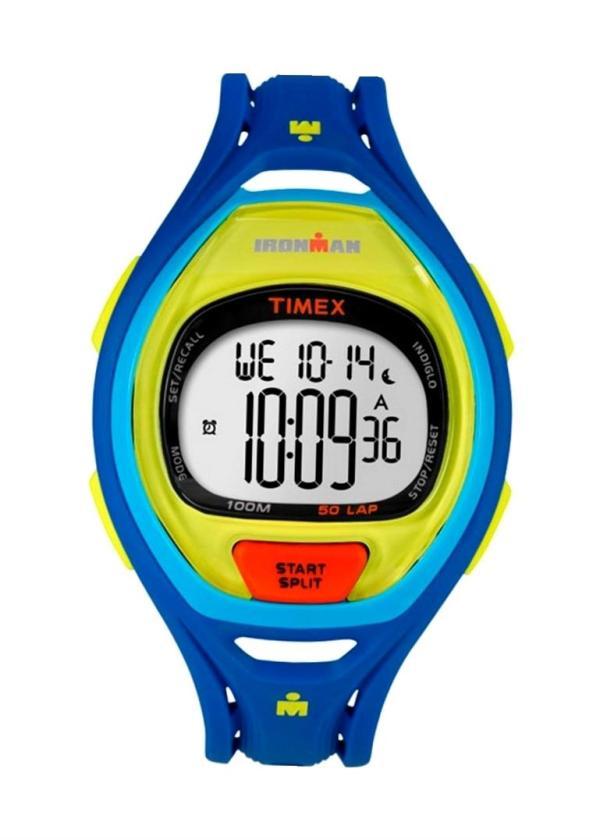 TIMEX Gents Wrist Watch Model IRONMAN COLORS MPN TW5M01600