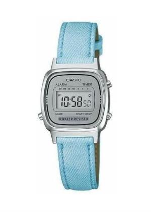 CASIO Ladies Wrist Watch MPN LA-670WL-2A