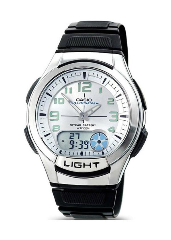 CASIO Gents Wrist Watch AQ-180W-7B