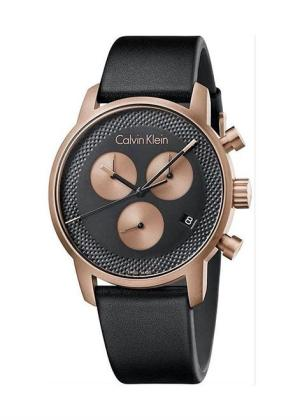 CK CALVIN KLEIN Gents Wrist Watch Model CITY K2G17TC1