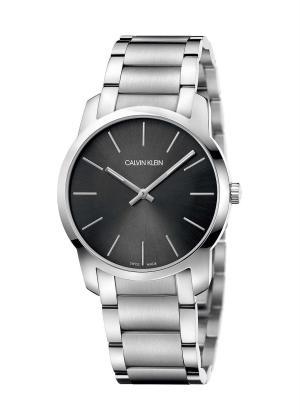CK CALVIN KLEIN Unisex Wrist Watch Model CITY EXTENSION K2G22143