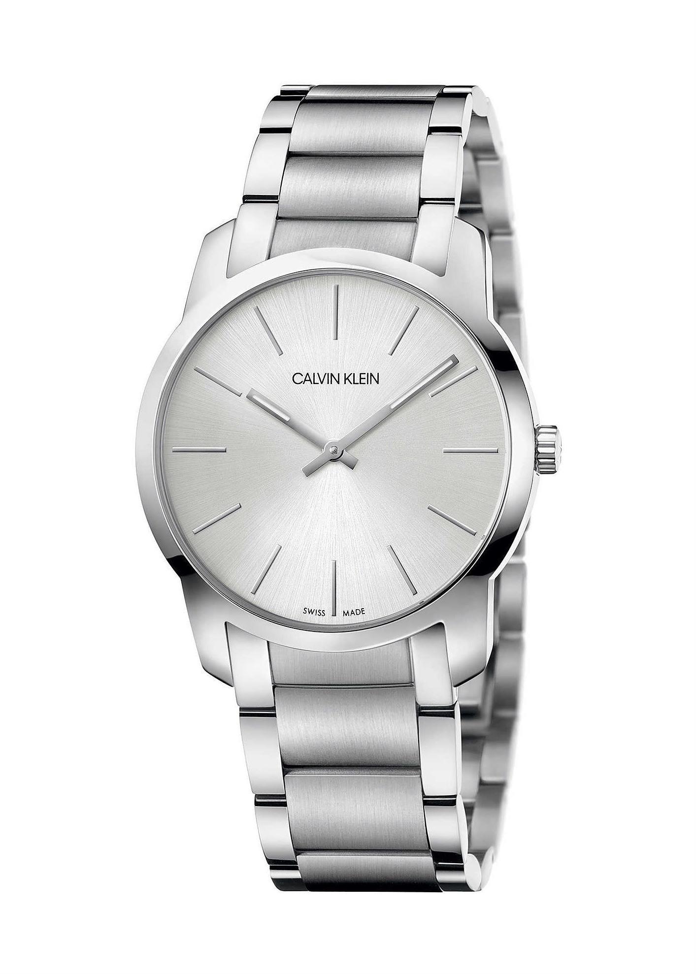 CK CALVIN KLEIN Unisex Wrist Watch Model CITY EXTENSION K2G22146