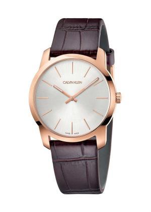 CK CALVIN KLEIN Unisex Wrist Watch Model CITY EXTENSION K2G226G6
