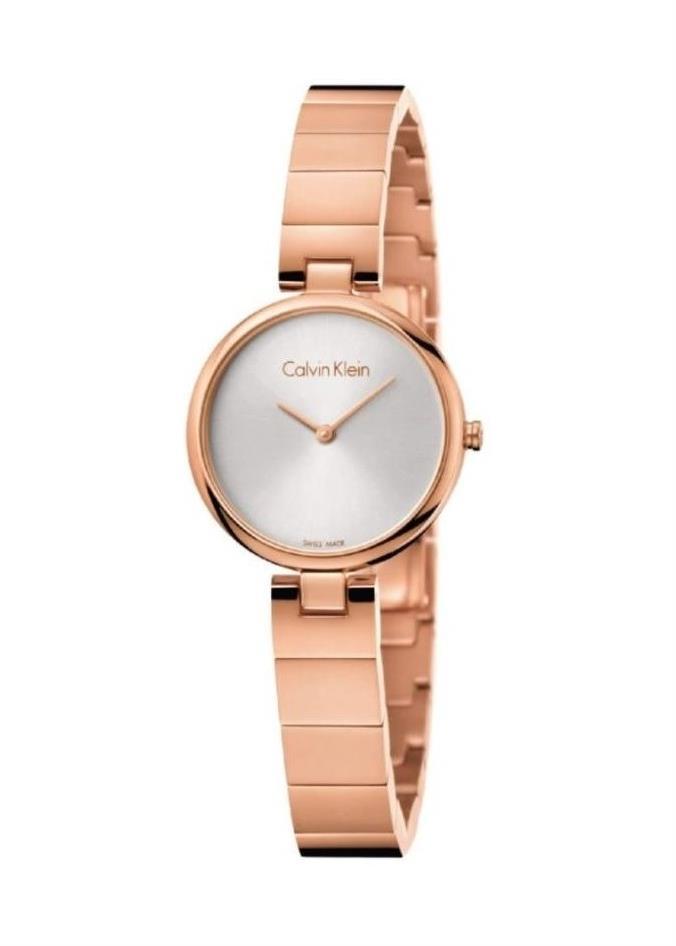 CK CALVIN KLEIN Ladies Wrist Watch Model AUTHENTIC K8G23646