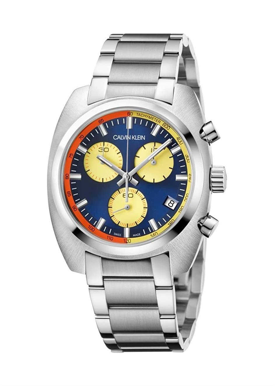 CK CALVIN KLEIN Ladies Wrist Watch Model ACHIEVE K8W3714N