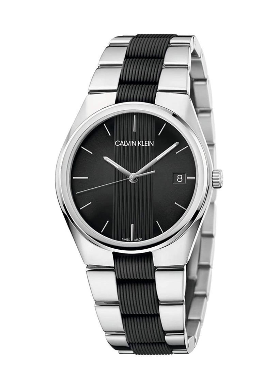 CK CALVIN KLEIN Ladies Wrist Watch Model CONTRAST K9E211B1