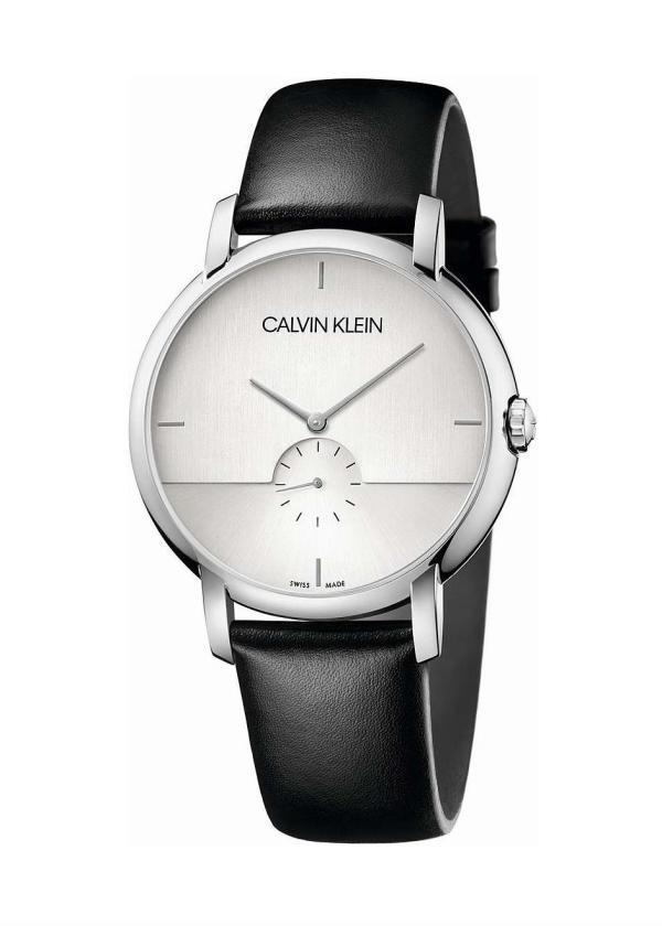 CK CALVIN KLEIN Ladies Wrist Watch Model ESTABILISHED K9H2X1C6