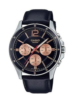 CASIO Gents Wrist Watch MTP-1374L-1A2