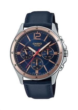 CASIO Gents Wrist Watch MTP-1374L-2A