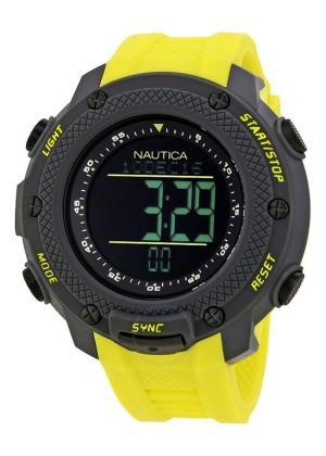 NAUTICA Gents Wrist Watch Model YACHT TIMER NAD19555G