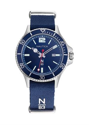 NAUTICA Gents Wrist Watch Model N83 NAPABS904