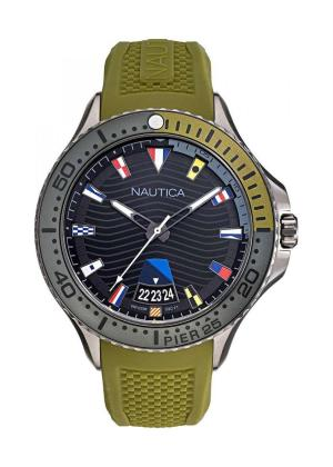 NAUTICA Gents Wrist Watch Model PIER 25 NAPP25F07