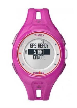 TIMEX Ladies Wrist Watch Model IRONMAN RUN GPS TW5K87400