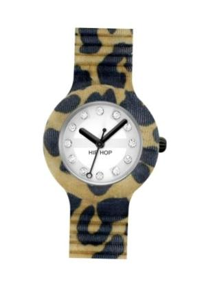 HIP HOP NEW COLLECTION Ladies Wrist Watch Model Animalier HWU0479