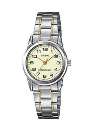CASIO Ladies Wrist Watch LTP-V001SG-9