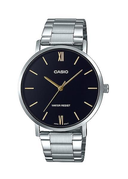 CASIO Ladies Wrist Watch LTP-VT01D-1B