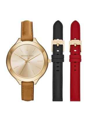 MICHAEL KORS Wrist Watch Model Special Pack + 2 Extra Straps MK2606