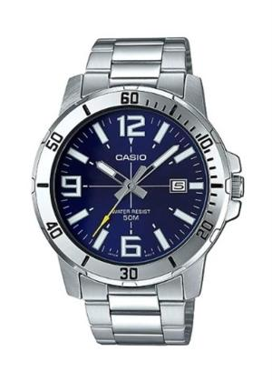 CASIO Gents Wrist Watch MTP-VD01D-2B