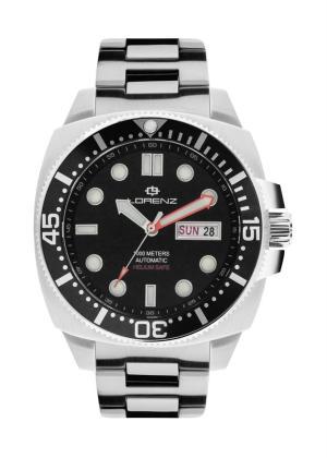 LORENZ Wrist Watch Model PROFESSIONAL DIVER HELIUM 030178AA