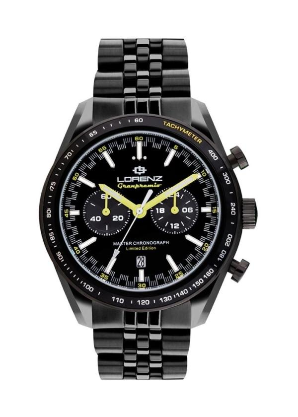 LORENZ Wrist Watch Model GRANPREMIO LIMITED EDITION 030195CC