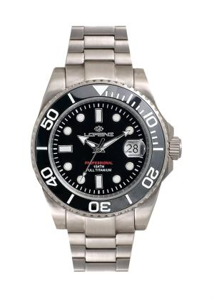 LORENZ Wrist Watch Model SUBMARINER TITANIUM 030196AA