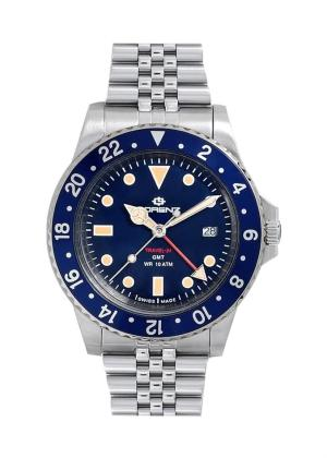 LORENZ Wrist Watch Model TRAVEL-24 GMT 090001BB
