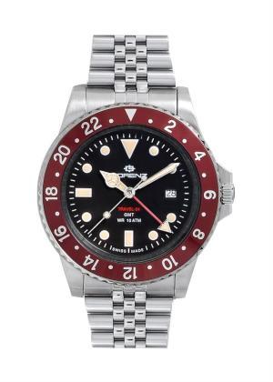 LORENZ Wrist Watch Model TRAVEL-24 GMT 090001DD