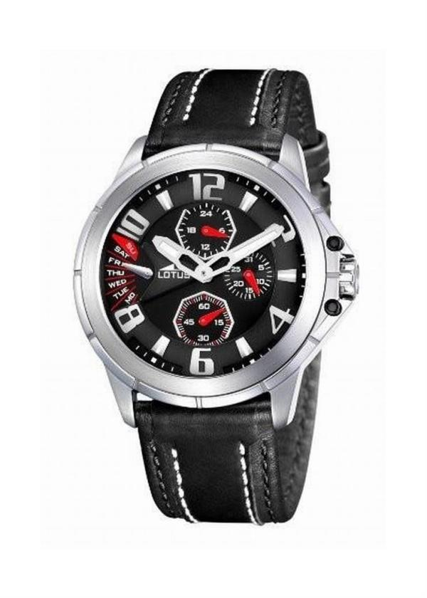 LOTUS Gents Wrist Watch 15544_1