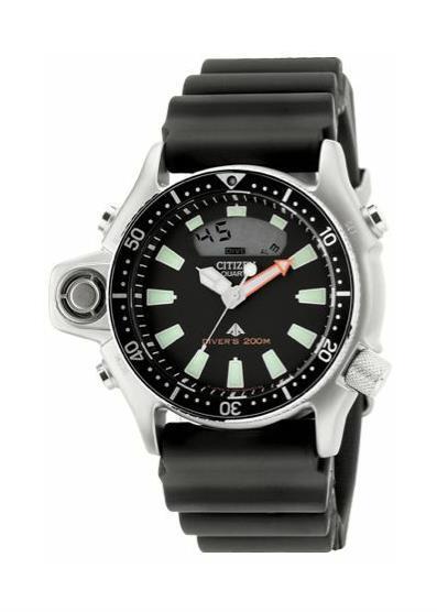 CITIZEN Gents Wrist Watch Model Aqualand I JP2000-08E