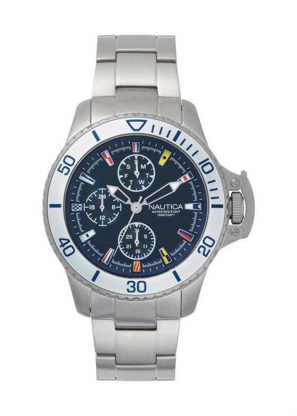 NAUTICA Gents Wrist Watch Model BAYSIDE NAPBYS005