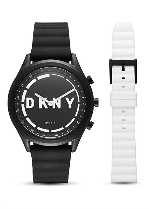 DKNY SmartWrist Watch Model MINUTE Special Pack + Extra Strap NYT6105